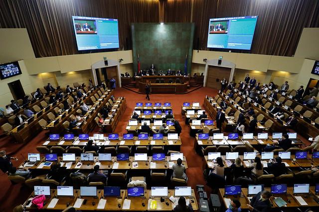 Covid-19: Cámara aprueba Comisión Investigadora para fiscalizar medidas adoptadas por el Gobierno