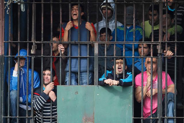 Recuento de Gendarmería reporta 164 funcionarios y 162 internos con COVID-19 en el país