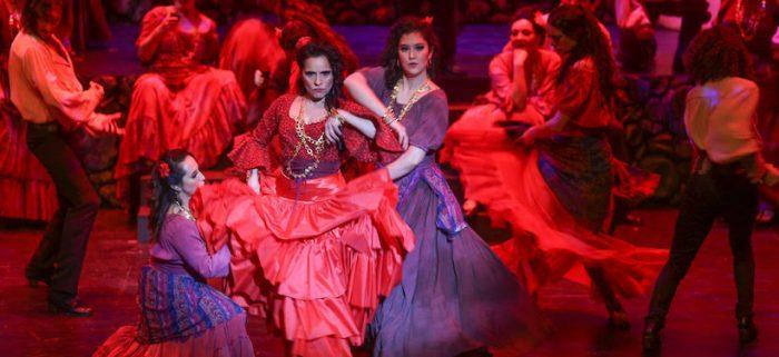 """Ópera """"Carmen"""" con montaje del Teatro Municipal de Las Condes vía online"""