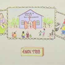 Casa de la Mujer Villa O'Higgins, 30 años luchando contra la violencia de género