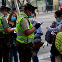 Carabineros reporta caída de la Comisaría Virtual por