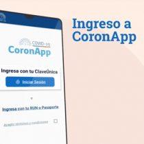 Gobierno lanza aplicación para dispositivos móviles en torno al coronavirus