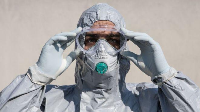 Cómo afecta a América Latina la pugna entre países por conseguir respiradores, ventiladores y mascarillas