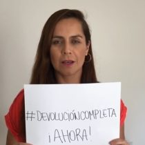 Figuras públicas se unen para exigir la devolución completa de la Operación Renta 2020
