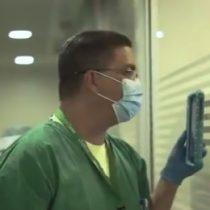 Gobierno rinde homenaje a funcionarios que combaten el coronavirus en el Día Mundial de la Salud