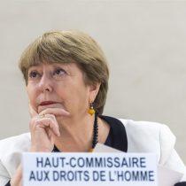 Bachelet teme que medidas de urgencia para enfrentar al coronavirus aumenten represión en algunos países