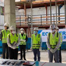 Autoridades presentan protocolo de salud en el sector de la construcción para prevenir contagios por covid-19