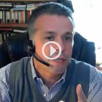 Óscar Landerretche y la crisis económica que genera la pandemia: