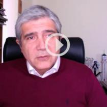 """Rector Universidad de Concepción, Carlos Saavedra: """"Ha habido una actitud extremadamente centralista"""" para enfrentar el COVID-19"""