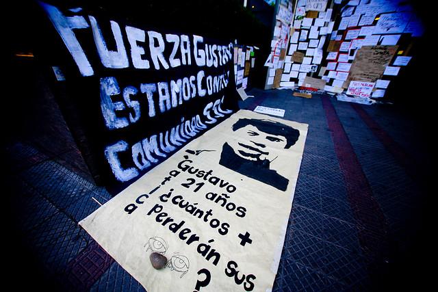 Justicia para Gustavo Gatica: AmnistíaInternacionallanza campaña a nivel mundial