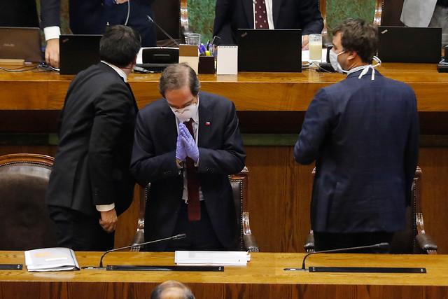 En suspenso: Congreso despacha indulto conmutativo y proyecto queda a la espera que TC zanje recurso de la derecha a favor de violadores de DD.HH.