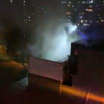"""Incendio destruye popular restaurante capitalino """"El Rincón de los Canallas"""""""
