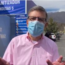 Gerente de Falabella presenta recurso contra Lavín para evitar uso de mascarillas en lugares públicos