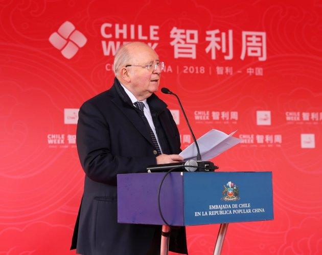 """Embajador de Chile en Beijing: """"La única donación que conozco del Estado de China es la de ayer (…) mascarillas y cosas menores"""""""