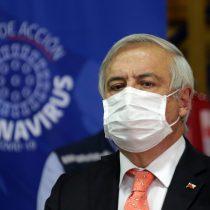 """El duro informe de la Fiscalía: acusa manejo """"sui generis"""" e """"improvisado"""" de Mañalich para enfrentar la pandemia"""