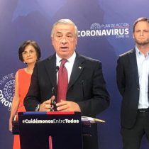 Coronavirus: fallecidos suben a 18 y el Gobierno decide ampliar cuarentena total para Temuco y Padre Las Casas