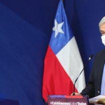 Fallecidos por coronavirus en Chile llegan a 34 y Mañalich recomienda ahora usar mascarillas