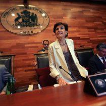 TC en el ojo del huracán: Fiscalía abre investigación por corrupción como coletazo de los dichos de María Luisa Brahm