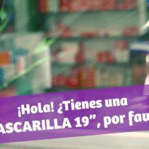 """Ministerio de la Mujer lanza """"mascarilla 19"""": la palabra clave para mujeres que viven violencia durante la pandemia"""