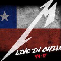 Metallica lanza material en vivo exclusivo para sus seguidores chilenos