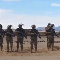 Bolivianos varados en Chile presionan a militares de su país para poder cruzar la frontera