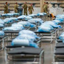 """OPS pronostica """"tsunami"""" de casos latinoamericanos de COVID-19"""