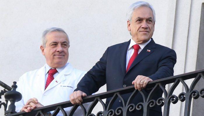 El mundo según Piñera y Mañalich: la trastienda de la