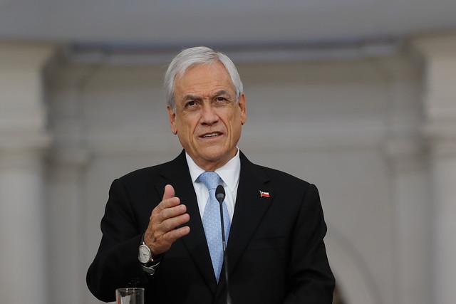 Piñera otorgó suma urgencia a proyecto que moderniza el Sistema de Inteligencia del Estado