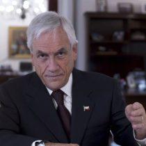 Piñera afirma que Plebiscito va en octubre pero advierte que
