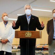 Piñera y el rescate de las grandes empresas en problemas: