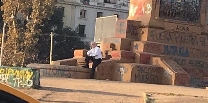 El lugar del deseo y los simulacros de poder del Presidente Piñera