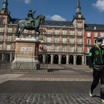 Balance diario de muertos por coronavirus en España disminuye de nuevo