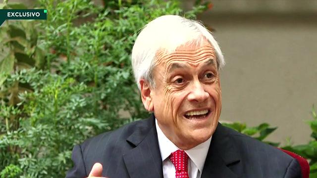 Presidente Piñera detalló los pasos del plan de
