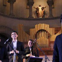 Temporada de Conciertos del Instituto de Música UC en streaming