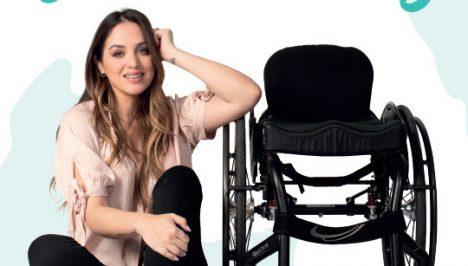 Todo marcha sobre ruedas: el testimonio de superación de la extenista paralímpica María Paz Díaz