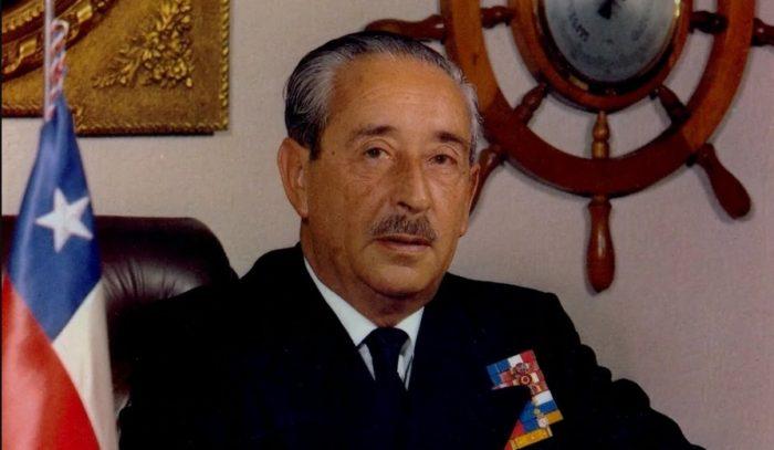 Armada rechaza entregar hoja de vida del fallecido Almirante Merino al CPLT por ser