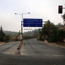 Alcalde de Huechuraba pide tarifa plana base en las autopistas concesionadas por contingencia del Covid-19