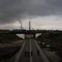 Otra vez sufre Ventanas: senador Latorre oficia a ministerio de Medio Ambiente por nuevo peak de contaminación en la zona