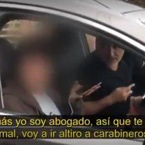 """""""Yo soy abogado"""": la tensa disputa entre vecinos de Pichidangui para evitar que lleguen turistas durante Semana Santa"""