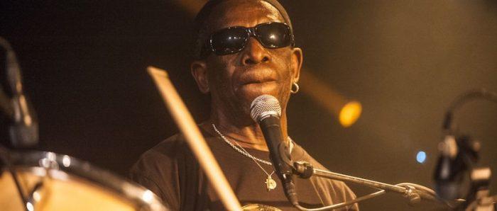 Murió Tony Allen, batería legendario y pionero del afrobeat