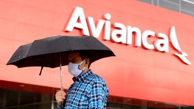 Avianca: cómo la pandemia de coronavirus llevó a la bancarrota a la