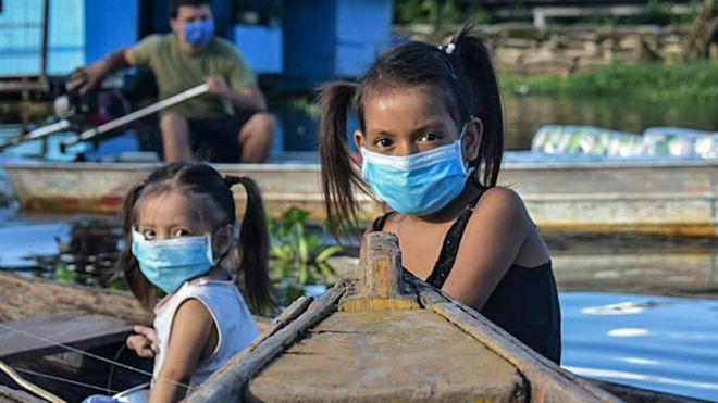 Coronavirus en América Latina: los países de la región donde más está creciendo el número de contagios de covid-19