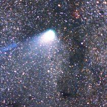 Restos del cometa Halley llegan este mes como lluvia de meteoros