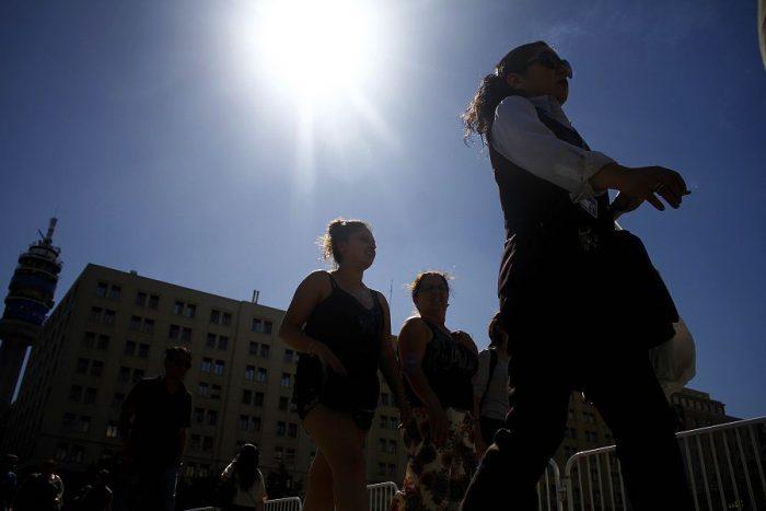 Altas temperaturas, previstas para la segunda mitad de siglo, ya se estánregistrando en la actualidad