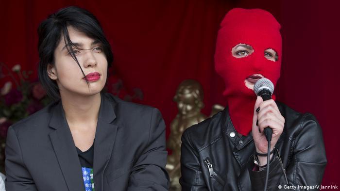 Vuelve Pussy Riot con un disco contra la violencia machista