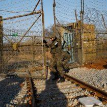Tiroteo en la frontera intercoreana, según Seúl