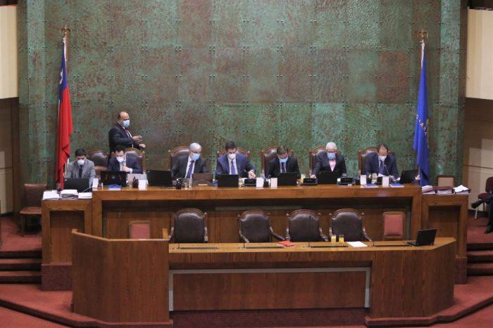 Cámara de Diputados aprobó informe de comisión mixta que regula la dieta parlamentaria y las altas remuneraciones