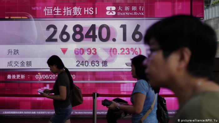 Las tensiones entre China y EE.UU. ponen en riesgo el estatus de Hong Kong