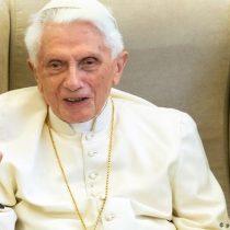 Benedicto XVI dice que quieren