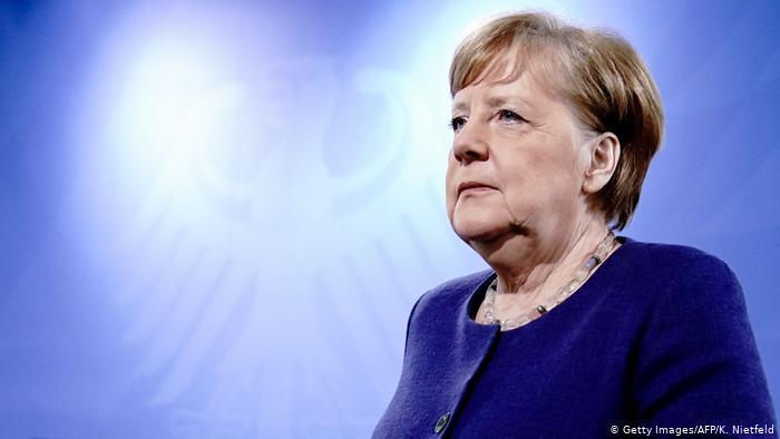 Merkel pide una vacuna del COVID-19 para todos